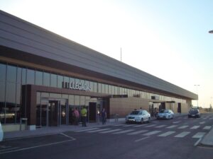 How to get to Badajoz